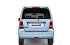 Maruti Wagon R Rear View Picture