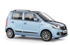 Maruti Wagon R Front Side View Picture