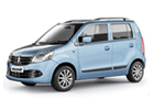 Maruti Wagon R Front Medium View Picture