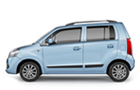 Maruti Wagon R Front Angle Side View Picture