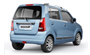 Maruti Wagon R Rear Angle View