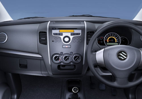 Maruti Suzuki Wagon R Steering Wheel Picture