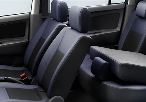 Maruti Wagon R Front Seats Interior Picture