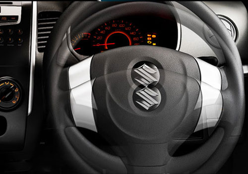 Maruti Wagon R Steering Wheel Interior Picture