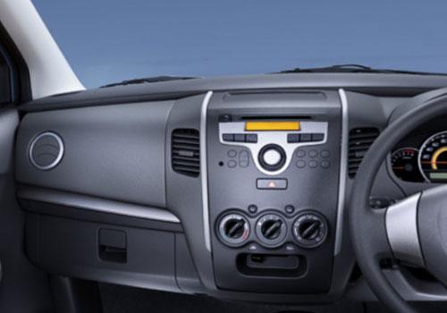 Maruti Suzuki Wagon R Central Console