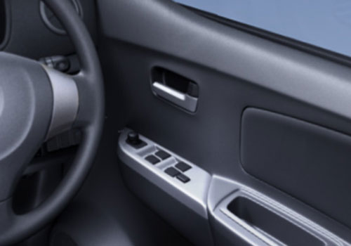 Maruti Wagon R Driver Side Door Control Interior Picture