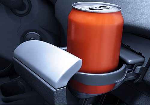 Maruti Suzuki Wagon R Cup Holder Picture