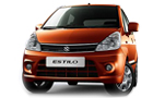 Maruti Zen Estilo in Orange Color