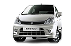 Maruti Zen Estilo in White Color