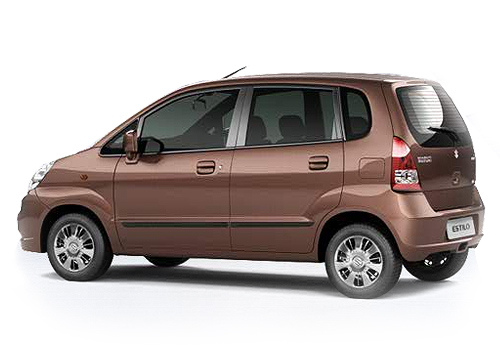 Maruti Zen Estilo Cross Side View Exterior Picture