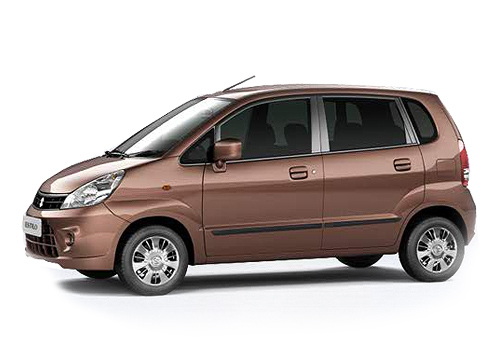 Maruti Zen Estilo Front Medium View Exterior Picture