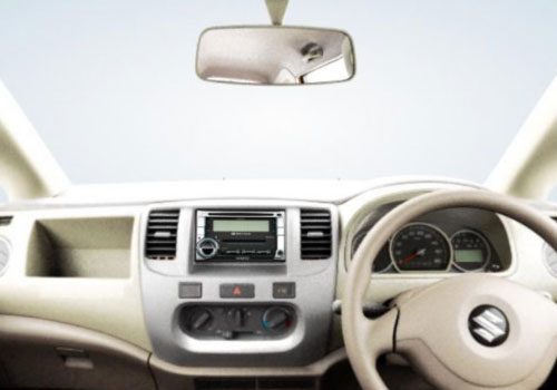 Maruti Zen Estilo Courtsey Lamps Interior Picture