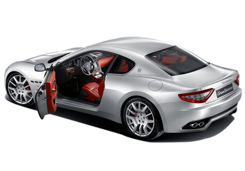Maserati GranTurismo Cross Side View Exterior Picture