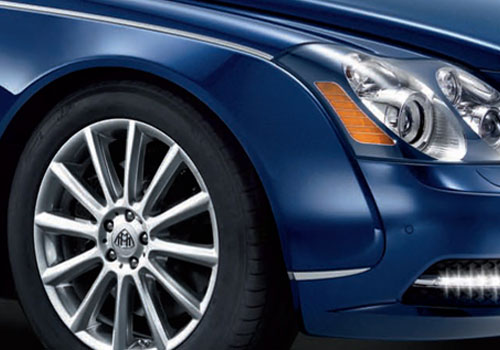 Maybach 57 S Wheel and Tyre Exterior Picture
