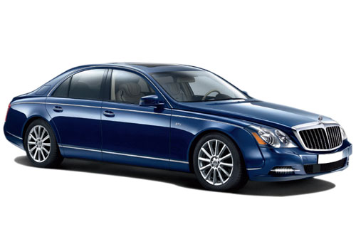 Maybach 57 S Photo