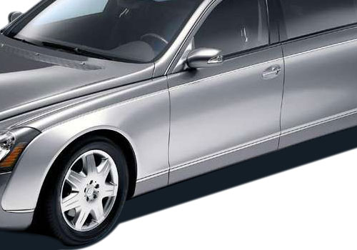 Maybach 62 Wheel and Tyre Exterior Picture
