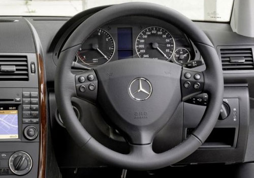 Mercedes Benz A-Class Pictures