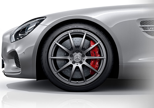 Mercedes Benz AMG  Wheel and Tyre Exterior Picture