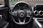 Mercedes Benz AMG  Steering Wheel Picture