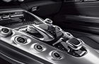 Mercedes Benz AMG  Gear Knob Picture