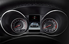 Mercedes Benz AMG  Tachometer Picture