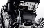 Mercedes Benz B Class Engine Picture