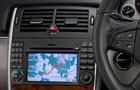 Mercedes Benz B Class Front AC Controls Picture