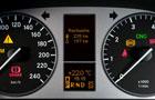 Mercedes Benz B Class Tachometer Picture