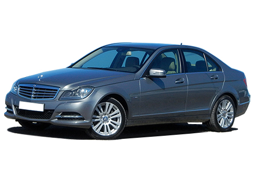 Mercedes  Benz C Class Front Angle Side View Picture