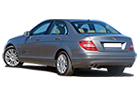 Mercedes Benz C Class Cross Side View Picture