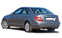 Mercedes Benz C Class Cross Side View