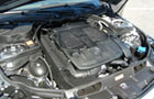 Mercedes Benz C Class Engine Picture