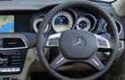 Mercedes Benz C Class Steering Wheel Picture