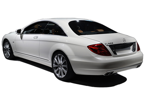 Mercedes Benz CL Class Cross Side View Exterior Picture