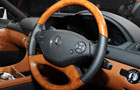 Mercedes Benz CL Class Steering Wheel Picture