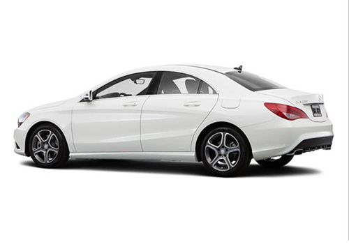 Mercedes Benz CLA Class Cross Side View Exterior Picture