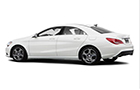 Mercedes Benz CLA Class Cross Side View Picture