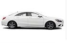 Mercedes Benz CLA Class Side Medium View Picture