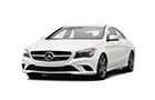 Mercedes Benz CLA Class Front Medium View Picture