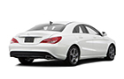 Mercedes Benz CLA Class Tail Light Picture
