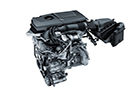 Mercedes Benz CLA Class Engine Picture