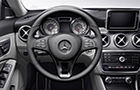 Mercedes Benz CLA Class Steering Wheel Picture