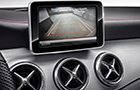Mercedes Benz CLA Class Reversing Camera Picture