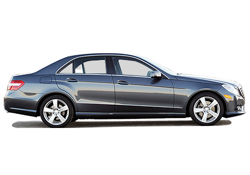 Mercedes Benz E Class Side Medium View Exterior Picture
