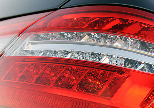 Mercedes Benz E Class Tail Light Exterior Picture