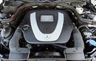 Mercedes Benz E Class Engine Picture