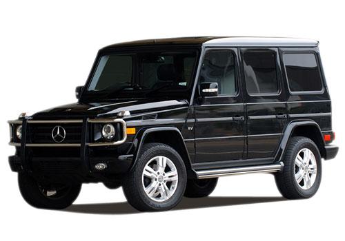 Mercedes jeep pris