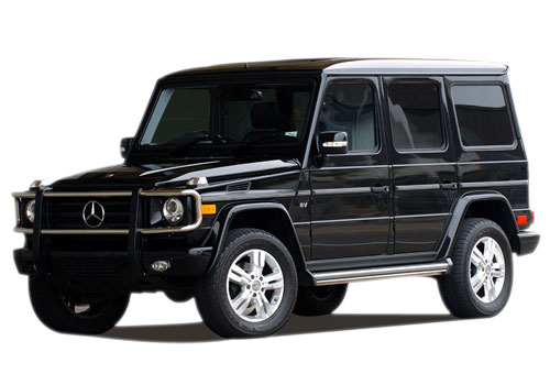 Mercedes  Benz G Class Side View Picture