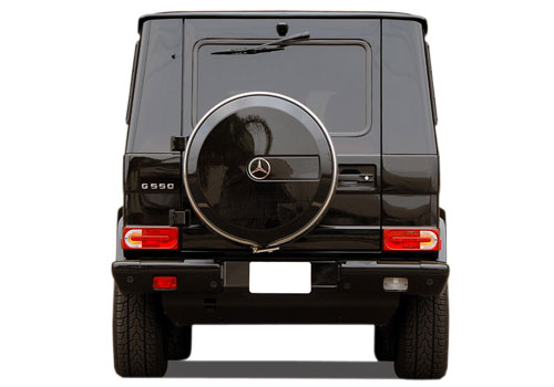 Mercedes Benz G Class Rear View Exterior Picture