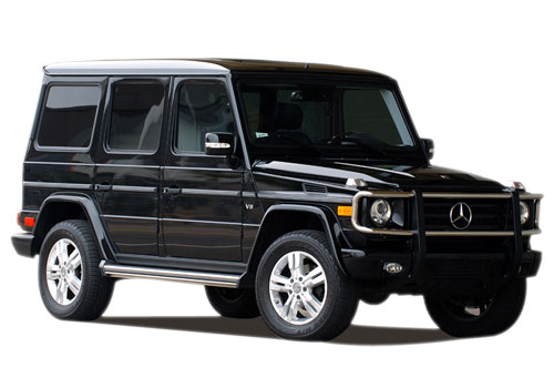 Mercedes Benz G Class Front Low Angle View Exterior Picture